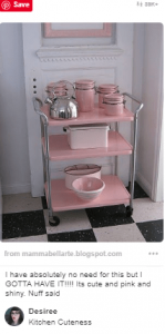12 Clever Ways to Use Bar Carts That Have Nothing to Do With Booze 12
